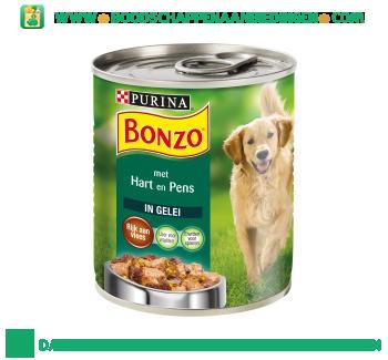 Bonzo Hart & pens in gelei aanbieding