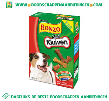 Bonzo Mini kluiven aanbieding