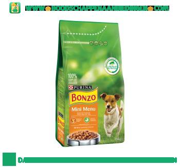 Bonzo Mini menu met kip aanbieding