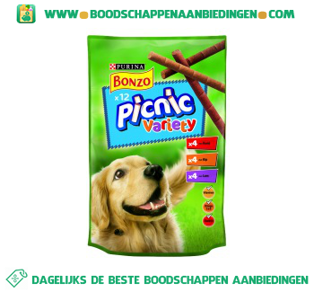 Bonzo Picnic variety aanbieding
