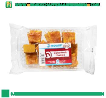 Boterkoekblokjes aanbieding