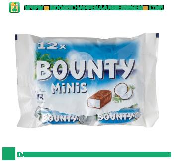 Bounty Mini`s aanbieding