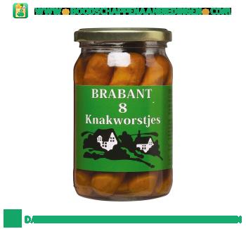 Brabant Knakworstjes aanbieding