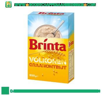 Brinta Volkoren graanontbijt aanbieding