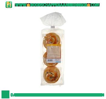 Briochebroodjes rozijn uitdeelverpakking aanbieding