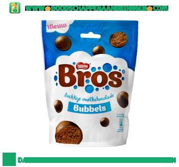 Bros Bubbels melk aanbieding