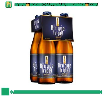 Brugge Tripel 4-pack aanbieding