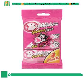 Bubblegum strawberry splash aanbieding