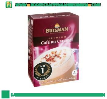 Buisman Café au caramel aanbieding