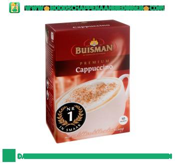 Buisman Cappuccino aanbieding