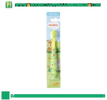 Bumblies Kindertandenborstel 0-3 jaar aanbieding