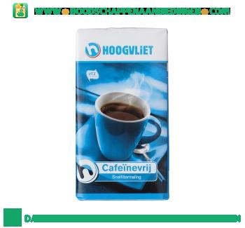 Cafeïnevrij snelfiltermaling aanbieding