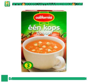 California 1-kopssoep tomaat aanbieding