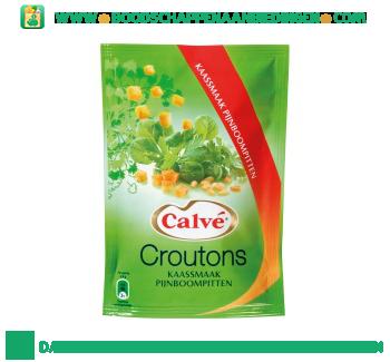 Calvé Croutons Kaas Pijnboompitten aanbieding