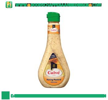 Calvé Dressing honing mosterd aanbieding