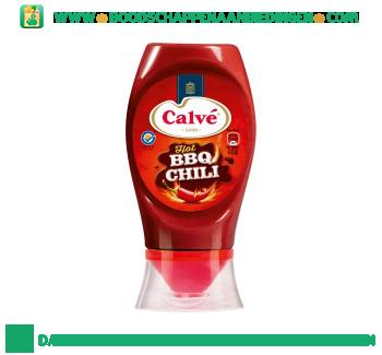 Calvé Hot bbq chili saus aanbieding