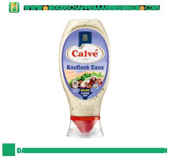 Calvé Knoflook saus aanbieding