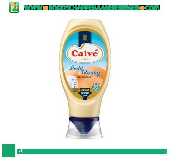 Calvé Mayonaise licht & romig aanbieding