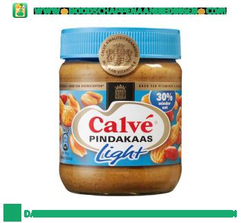 Calvé Pindakaas light aanbieding