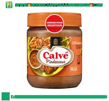 Calvé Pindasaus mild aanbieding