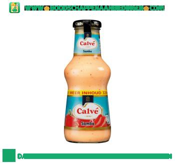 Calvé Samba saus aanbieding