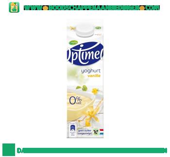 Campina Optimel yoghurt vanille aanbieding