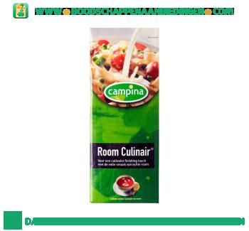 Campina Room culinair aanbieding
