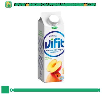Campina Vifit drink perzik aanbieding