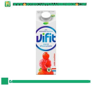 Campina Vifit drink rode vruchten aanbieding