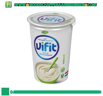 Campina Vifit yoghurt naturel aanbieding