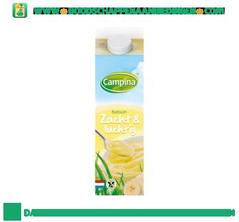 Campina Zacht & luchtig banaan aanbieding