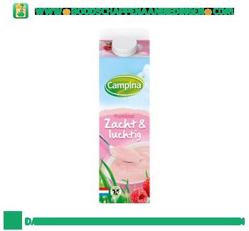 Campina Zacht&luchtig framboos aanbieding