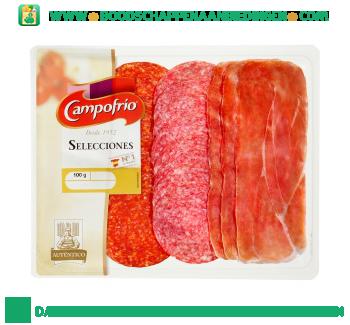 Campofrio Tapas aanbieding