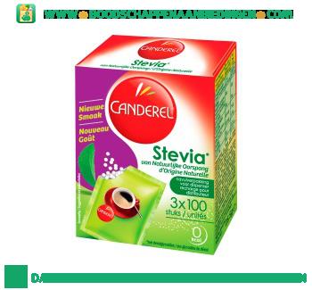 Canderel Stevia green navulverpakking aanbieding