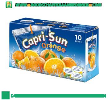 Capri Sun Orange 10-pak aanbieding