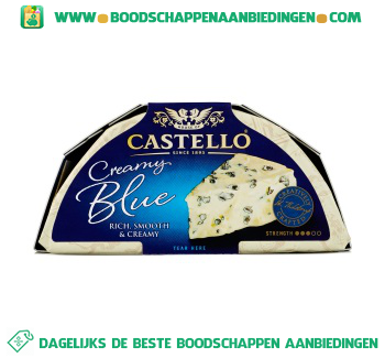Castello Creamy Blue aanbieding