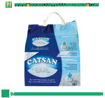 Catsan Hygiene plus kattenbakvulling aanbieding