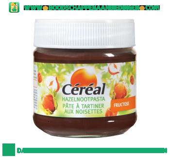 Céréal Hazelnootpasta fructose aanbieding