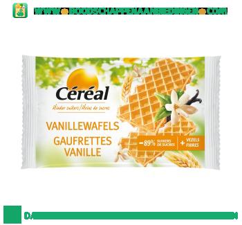 Céréal Vanillewafels aanbieding