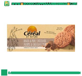 Céréal Zandkoekjes haver chocolade aanbieding