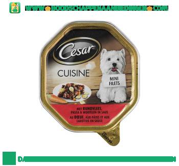 Cesar Mini filets met rundvlees aanbieding