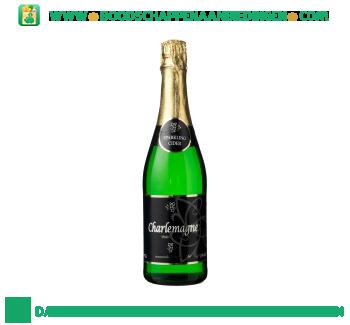 Charlemagne Sparkling cider aanbieding