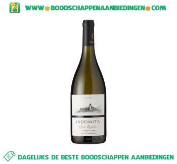 Chili Indomita Gran Reserva chardonnay aanbieding