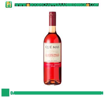 Chili Que Mas merlot rosé aanbieding