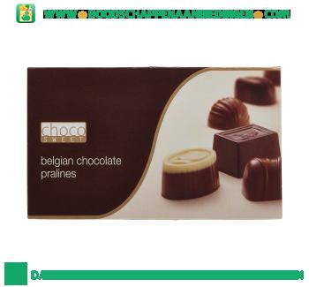 Chocosweet Belgische chocolate pralines aanbieding