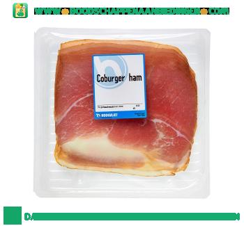 Coburger ham aanbieding