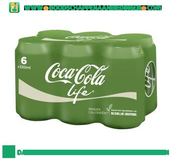 Coca-Cola Life 6-pak aanbieding