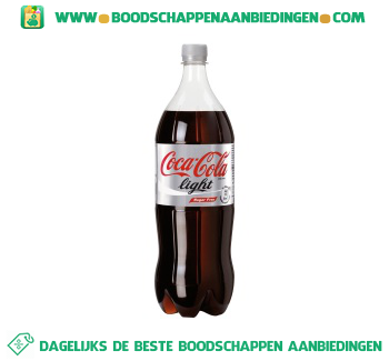 Coca-Cola Light aanbieding