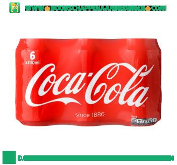 Coca-Cola Regular 6-pak aanbieding