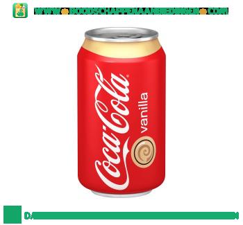 Coca-Cola Vanilla aanbieding